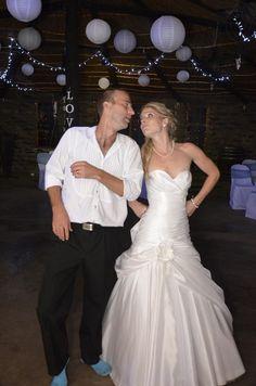 Lauren & Pierre van der Merwe Wedding