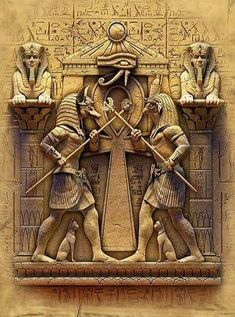 The Anunnaki gods are various and have various perspectives. Have you read my books Communications from the Anunnaki I and The Gods Speak? Egyptian Mythology, Egyptian Goddess, Egyptian Symbols, Egyptian Art, Ancient Egypt Art, Ancient Aliens, Ancient History, Osiris Tattoo, Afrique Art