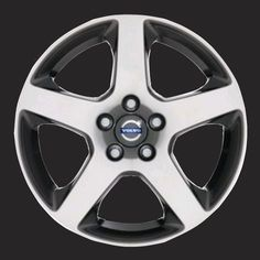 Canicula 17 x 7 Volvo #30756596 (color 936 Silver Bright), Offset 50mm, 10.8kg, stamped 31280052.