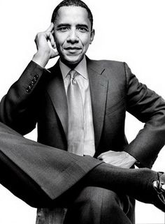 Annie Leibovitz - President Obama