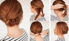 Easy-Braided-Updo