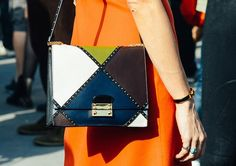 The 10 best color-blocked bags you can buy right now: http://stylem.ag/1yKbTNl
