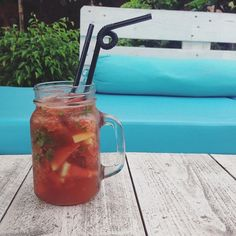 The #delish #watermelon #mojito is now available at #BiaaaBbq . . #beer #bia #bbq #restaurant #hoian #vietnam #follow #picoftheday #instalike #biaaabbq . #love #beerlovers #happyhour #thirsty #beeroclock #drinkup #happy #summer #bottomsup #nevertooearly . #맥주 #바베큐 #음주 #유행의