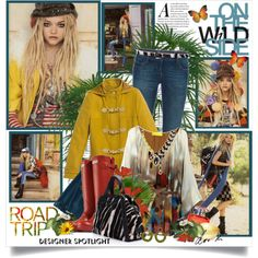 How To Wear Road trip - Gemma Ward Outfit Idea 2017 - Fashion Trends Ready To Wear For Plus Size, Curvy Women Over 20, 30, 40, 50