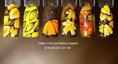 59 ideas for nails design fall thanksgiving Fall Nail Art, Autumn Nails, Winter Nails, Nail Designs Spring, Fall Nail Designs, Coffin Nails, Acrylic Nails, Seasonal Nails, Nail Tutorials