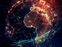 Trapcode Planet, 3D-графика © Philipp Pavlov