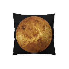 Venus Throw Pillow - 16 by 16 inches / Pillow Cover Only
