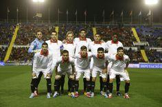 Once inicial del Sevilla FC