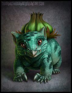 Real Pokemon - Bulbasaur