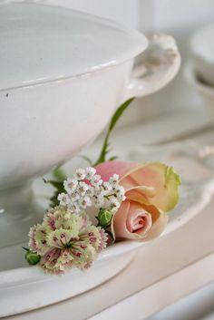 Vibeke ДИЗАЙН: blomsterstillben