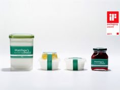 Packaging of the World: Creative Package Design Archive and Gallery: Matthew's Choice