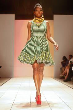 Madam Wokie @Africa Fashion ~African Prints, African women dresses, Kitenge, Ankara, Kente, African fashion styles, African clothing, Nigerian style, Ghanaian fashion ~DK