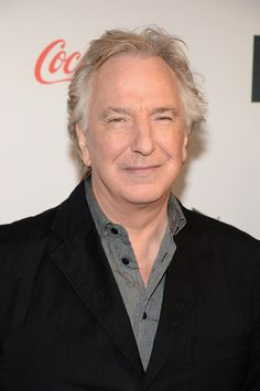 """Alan Rickman Photos Photos - Actor Alan Rickman attends the Premiere of """"CBGB: The Movie"""" during the CBGB Music & Film Festival 2013 at Landmark Sunshine Cinema on October 8, 2013 in New York City. - 'CBGB' Premieres in NYC"""