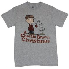 Peanuts Mens T-Shirt - A Charlie Brown Christmas Sad Char... http://www.amazon.com/dp/B00SCC2YFC/ref=cm_sw_r_pi_dp_aSLvxb11X95V6
