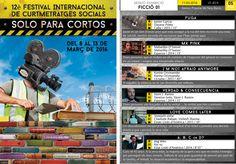 Mañana, 11 de marzo, proyección de VERDAD Y CONSECUENCIA, de Vasni J. Ramos, en el festival Solo para Cortos, en Nou Barris (Barcelona).