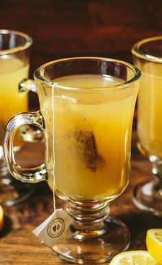 Get cozy this season with Throat Coat tea and a touch of whiskey. Learn how to create this herbal hot toddy on Plant Power Journal.