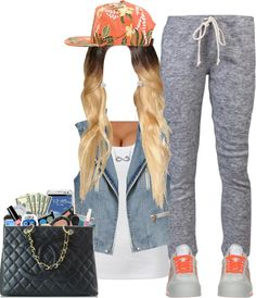 """""""Boss Chick."""" by coolinityuuup ❤ liked on Polyvore"""