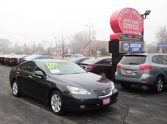 This 2007 Lexus ES 350 is listed on Carsforsale.com for $7,995 in Milwaukee, WI. This vehicle includes 2-Stage Unlocking Doors, Abs - 4-Wheel, Air Filtration, Airbag Deactivation - Occupant Sensing Passenger, Antenna Type - Diversity, Anti-Theft System - Alarm With Remote, Anti-Theft System - Engine Immobilizer, Armrests - Rear Center Folding With Storage And Pass-Thru, Auxiliary Audio Input - Mp3, Bluetooth Audio, Braking Assist, Cargo Area Light, Center Console - Front Console With…