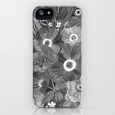 Kitty Undercover iPhone & iPod Case by oana befort - $35.00