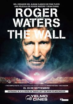 Roger Waters y su gira mundial 'The Wall Live' - http://www.valenciablog.com/roger-waters-y-su-gira-mundial-the-wall-live/