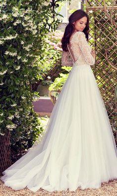 Suzanne Neville Wedding Dress Inspiration