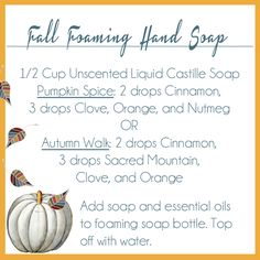 Young Living Essential Oils Fall Make And Take Free