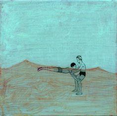 Boy Teaches Boy (Waves) Irene Stapleford