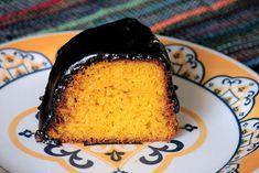 Bolo de cenoura sem glúten fácil e delicioso | Mel e Pimenta