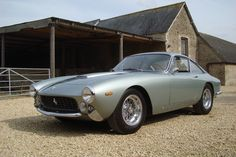 1964 Ferrari 250GT Lusso  Coachwork by Pininfarina