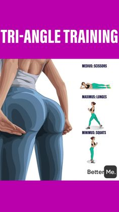 Simple exercises to make your butt lifted and rounder! Try the workout and enjoy the results! Effective Workout to make the booty perkier! Simple exercises to make your butt lifted and rounder! Try the workout and enjoy the results! Full Body Gym Workout, Gym Workout Tips, Fitness Workout For Women, Butt Workout, Workout Videos, Fitness Tips, Health Fitness, Mini Workouts, Curves Workout