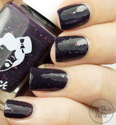 [Swatch & Review] Ponyhütchen ~ Devil In Disguise | My Polish Stash #nailpolish #nails