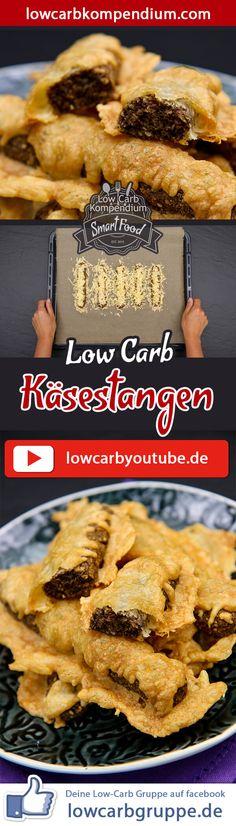 (Low Carb Kompendium) – Käsestangen sind der Hit bei jedem Bäcker. Dieses Low-Carb Rezept zeigt dir wie du den Klassiker selbst backen kannst - natürlich ganz ohne Weizenprodukte.    Und nun wünschen wir dir viel Spaß beim Nachkochen, LG Andy & Diana.