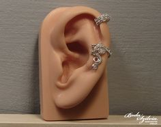 Hey, I found this really awesome Etsy listing at https://www.etsy.com/listing/287868735/angel-cartilage-ear-cuff-wire-wrapped