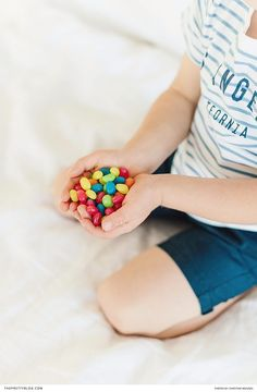 Manhattan's brightly-coloured and scrumptious jelly beans, are sure to be a hit with the kids at your son or daughter's birthday party. | Photographer: Christine Meintjes