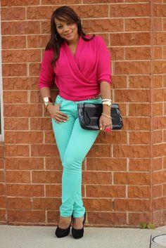 Jeimy's Fashion Love Affair...: March 2012