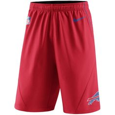 Nike Men's Buffalo Bills Fly Xl 5.0 Shorts ($55) ❤ liked on Polyvore featuring men's fashion, men's clothing, men's activewear, men's activewear shorts, red, mens activewear and mens activewear shorts