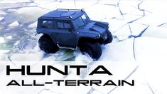 All Terrain Vehicle - Hunta Overcomer Amphibious Vehicle, Terrain Vehicle, Motorhome, Offroad, Explore, Vehicles, Youtube, Jeep, Motorcycles