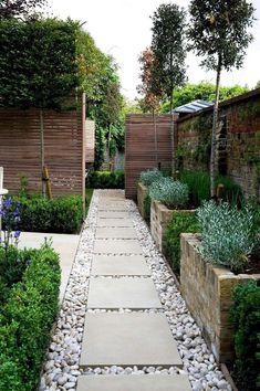 70 Backyard Landscaping Ideas On A Budget That Recommended For You 70 Hinterhof Landschaftsbau Ideen Small Garden Landscape, Small Backyard Gardens, Backyard Garden Design, Small Backyard Landscaping, Small Gardens, Outdoor Gardens, Landscaping Ideas, Backyard Designs, Landscape Steps