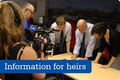Have you ever spotted us on BBC One's Heir Hunters? We've been there since the first series! | www.fraserandfraser.co.uk | #heirhunters #genealogy #ancestry #familyhistory, #familytree