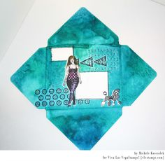 Mail Art Monday with Michele