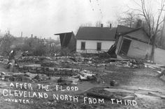 Flood 1913 Shawnee