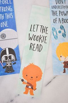 Printable Valentine Bookmarks, Printable Star, Free Printables, Creative Bookmarks, Bookmarks Kids, Paper Bookmarks, Star Wars Classroom, Little Free Libraries, Free Library