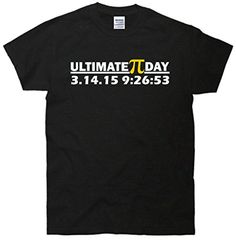 Ultimate Pi Day 3.14.15 T-Shirt