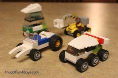 Lego Fun Friday - Frugal Fun For Boys and Girls