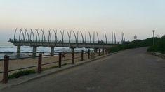 The Pier at Umhlanga Rocks North Coast, Rocks, Stones
