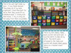 Mrs Jump's class: Classroom Tours