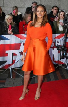 Alesha Dickson ready for the BGT auditions