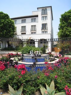 """olvera street LA--where roberto and julia went to the """"museum of the lost""""..."""