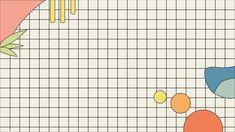 Retro Abstract Geometric Desktop Wallpaper 2