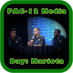 PAC-12 Media Day: Mariota  http://www.phatduxfootball.com/articles/2013_pac-12_media_day_mariota.html